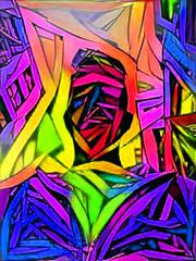 "G~ (""Cisco Kid"") Tags: photoshop dreamscope selfie color guy"