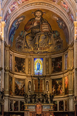 Clerical HDR (Prozac74) Tags: art religious cathedral indoor pisa handheld hdr highiso fullsize clerical tonemapped cattedraledipisa canonef70200mmf28lisiiusm canoneos5ds tuscany2015