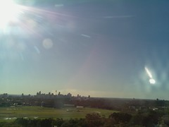 Sydney 2015 Aug 14 14:48 (ccrc_weather) Tags: sky afternoon outdoor sydney australia automatic kensington aug unsw weatherstation 2015 aws ccrcweather