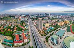Untitled_Panorama486s (Hanoi's Panorama & Skyline Gallery) Tags: sky skyline architecture skyscraper asian asia skylines vietnam hanoi asean appartment vitnam hni skyscrapercity vnhai3 linhm hanoiskyline hanoipanorama kimvnkiml hlinhm
