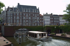 Amsterdam in Huis ten Bosch Japan