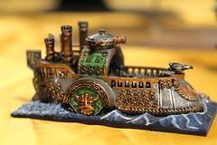 Dreadfleet Grimnir's Thunder (IPMS Middleton Cheney) Tags: show club boat model ship fantasy warhammer gamesworkshop ipms dreadfleet ipmsmiddletoncheney thornbury2015 ipmsavonshow