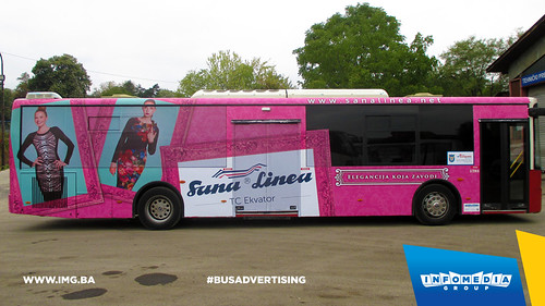 Info Media Group - Sana Linea, BUS Outdoor Advertising, Banja Luka 08-2015 (7)