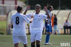 Sevilla Femenino - Hispalis 016 (VAVEL Espaa (www.vavel.com)) Tags: futbolfemenino hispalis futfem segundadivisionfemenina sevillavavel sevillafemenino juanignaciolechuga futbolfemeninovavel cdhispalis sevillafcfemenino