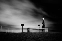 The Depleted Self (bendikjohan) Tags: bw white black art oslo norway self blw loneliness state fine exhaustion conceptual awareness scandinavia stress bnw numb emptiness expectations external desolation feelings mental bl existential demands depleted
