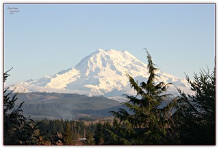 Mt Rainier, the bold and the beautiful!