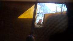 DMC-G2 - P1590214 - 2013-04-10 16-55-48 (archive_diary) Tags: schnbrunn vienna wien portrait selfportrait reflection zoo austria sterreich play framed web spiderweb tunnel bee frame worker chrysalis kran beehive spiegelung glas tiergarten rahmen netz puppe schmetterling biene spielplatz klettern spielen schildkrte palmenhaus fttern pfau arbeiter glasscheibe crysalis rutsche scheibe honigbiene glashaus bienenstock gerahmt fassadenkletterer bienenwabe baumwipfelweg ausderhandfressen 1042013 ifbachwouldhavekeptbees krysalis schaubienenstock