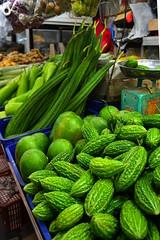 It's full of Green! Little India, September 2012 (5telios) Tags: green nikon singapore asia market gimp nikkor 1855mmf3556gvr nikond3100