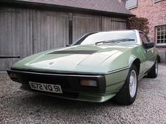 Lotus Eclat S2 (1980). Ex-Colin Chapman.