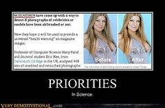 PRIORITIES (Chikkenburger) Tags: posters memes demotivational cheezburger workharder memebase verydemotivational notsmarter chikkenburger