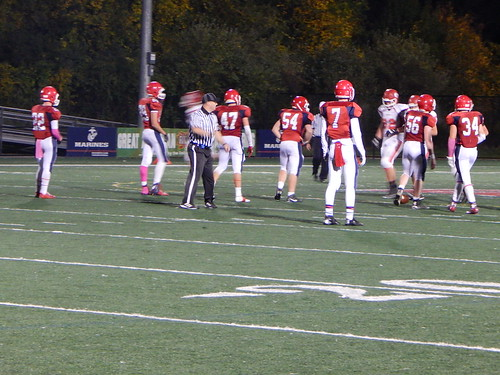 """Bridgewater-Raynham Vs. Barnstable • <a style=""""font-size:0.8em;"""" href=""""http://www.flickr.com/photos/134567481@N04/22221664452/"""" target=""""_blank"""">View on Flickr</a>"""