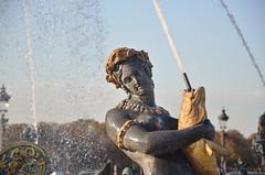 Paris : place de la Concorde (CpaKmoi) Tags: mer paris france place concorde fontaine worldwidephotowalk2015