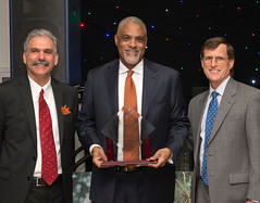 Dr. Darryl C. Ford, recipient of our Leonard C. Ferguson Youth Advocate Award, 2015