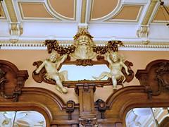 Majestic café (Linda DV) Tags: lindadevolder panasonic geotagged travel portugal porto europe 2016 citytrip oporto ribbet