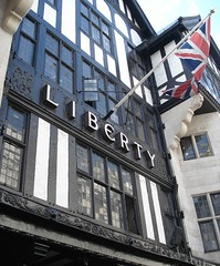 [37210] London - Great Marlborough Street : Liberty & Co (Budby) Tags: london shop liberty soho regentstreet departmentstore 20thcentury westend timbered cityofwestminster