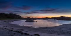 Down by the beach (Per-Karlsson) Tags: autumn sunset seascape beach water sweden outdoor westcoast bohuslän skärhamn bohuslan westsweden canonef24105mmf40lisusm canoneos6d