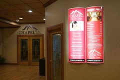 Kaplica w kasynie | Casino chapel