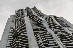 8 Spruce Street, NYC (nianci pan) Tags: city nyc urban building metal modern manhattan steel sony pan    sonyalphadslr nianci sonyphotographing