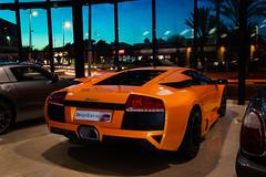Lamborghini Murcielago (Santiago Borthwick) Tags: orange automotive coche lamborghini naranja supercar coup murcielago elinchromdlite4 nikond800 nikon2470f28 designcars dospuertas