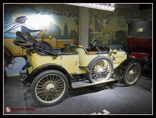 1911 Daimler Tourer