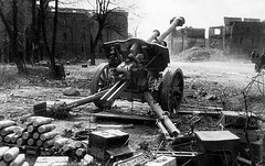 """A German LeFH 105mm light field howitzer • <a style=""""font-size:0.8em;"""" href=""""http://www.flickr.com/photos/81723459@N04/24055962266/"""" target=""""_blank"""">View on Flickr</a>"""