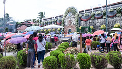 Fort Pilar during the Fiesta Pilar (Jeff Pioquinto, SJ) Tags: fortpilar pilar zamboanga city philippines faith religiosity culture mary lady