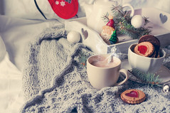 christmas breakfast in bed with coffee and cookies (lyule4ik) Tags: bed breakfast coffee cookies tray xmas cocoa cup food beverage christmas drink plate hotel meal luxury service morning healthy bakery pastry bedroom continental room object fresh nutrition rustic relaxation warm view winter mood closeup life cozy still home background hot white sweet autumn brown top tea autumnal sugar wooden cold