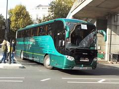 YT16JLU (47604) Tags: yt16jlu skills bus coach embankment nottingham