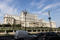 Ceauescu's palace (Iain B. of Over) Tags: palaceoftheparliament bucharest romania