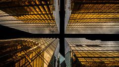 Hong Kong 5 (kruser1947 (all killer no filler)) Tags: abstract hongkong architecture highrise skyscraper