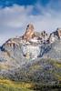 Courthouse Mountain 2 (Travis Klingler (SivArt)) Tags: courthouse danballard mountain fallcolors