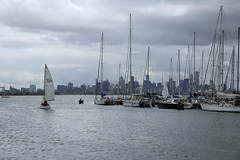 sailing away (dvsung) Tags: canon70d sigma1750 yacht club williamstown pier melbourne