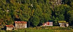 Skore Bygland Setesdal 170916 (1) (Geir Daasvatn) Tags: oncewashome skore bygland oldfarm setesdal abandoned