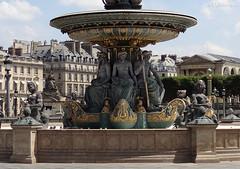 Fontaine des Fleuves (eutouring) Tags: placedelaconcorde paris france travel history square fountain fontaine fountains fontaines fontainesdesfleuves sculpture statue