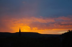 Today's Goodnight (Sandy Snapper) Tags: stsaviourschurch rossendale lancashire bacup
