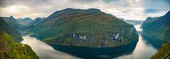Skandinavia (nfb photo) Tags: geiranger norwegen norway fjord automn fall water sea hillside journey scandinavia scandinavic visit berg