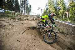 _HUN7733 (phunkt.com) Tags: uci dh downhill down hill mtb mountain bike world champ championship val di sole italy 2016 photos phunkt phunktcom keith valentine race final finals dust dusty
