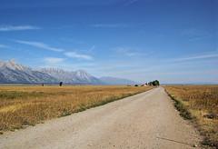 Mormon Row Countryside (bhotchkies) Tags: usa teton grandtetons mormon mormonrow