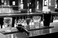 Bacardi Distillery (Mountain Visions) Tags: pentax pentaxhdda1685mmf3556eddcwr k5iis puertorico bacardi rum alcohol bw blackandwhite monochrome bar beverage sanjuan
