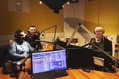 studio Radio Rijnmond
