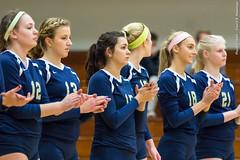 2016-10-14 Trinity VB vs Conn College - 0017 (BantamSports) Tags: 2016 bantams college conncollege connecticut d3 fall hartford nescac trinity women ncaa volleyball camels