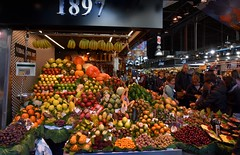 Mercat de la Boqueria, Barcelona (4) (Prof. Mortel) Tags: spain barcelona mercatdelaboqueria