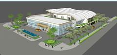 10008 (Stephen Trinh) Tags: kien truc sales gallery architecture design