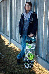 Alien Board (Chris Lemmen (PIL Photo)) Tags: 2016 50d brooding gritty grungy hoodie jacob jrhighshoot