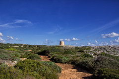 IMG_3581 (camontheupside) Tags: puntaprima menorca spain travel travelphotography landscape tower watchtower sea nature trail naturetrail