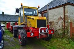 onTop (Zak355) Tags: ploughingmatch rothesay bute isleofbute tractors old vintage scotland scottish notafastrac ontop