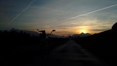 Harley (twinni) Tags: mw1504 03112016 salzburg austria untersberg österreich beachcruiser rad biketour flachgau
