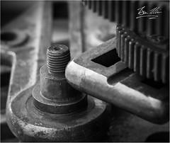 micro mechanical movement (roverguybm) Tags: machine bolt metal engineering canon750d takumar pentax asahi f14