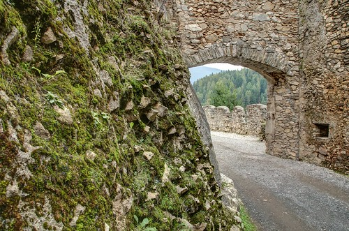 Außenring der Burg