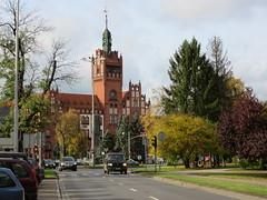 Cityhall (navarrodave80) Tags: cityhall slupsk poland autumn road canon davechmiel rathaus